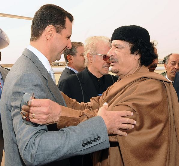 Palestinian Pundit: Syria: Bashar al Assad and family ...