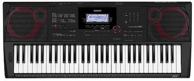 Đánh giá đàn organ casio CT-X3000 model mới 2018 của hãng Casio Nhật Bản