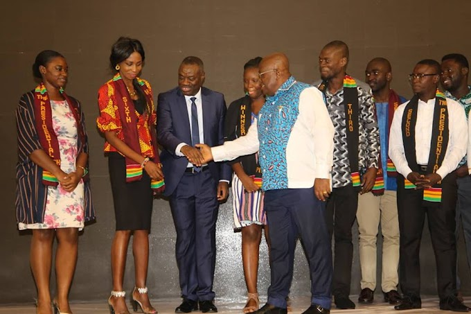 Government Will Back Entrepreneurship Trend in Ghana - President Akufo Addo