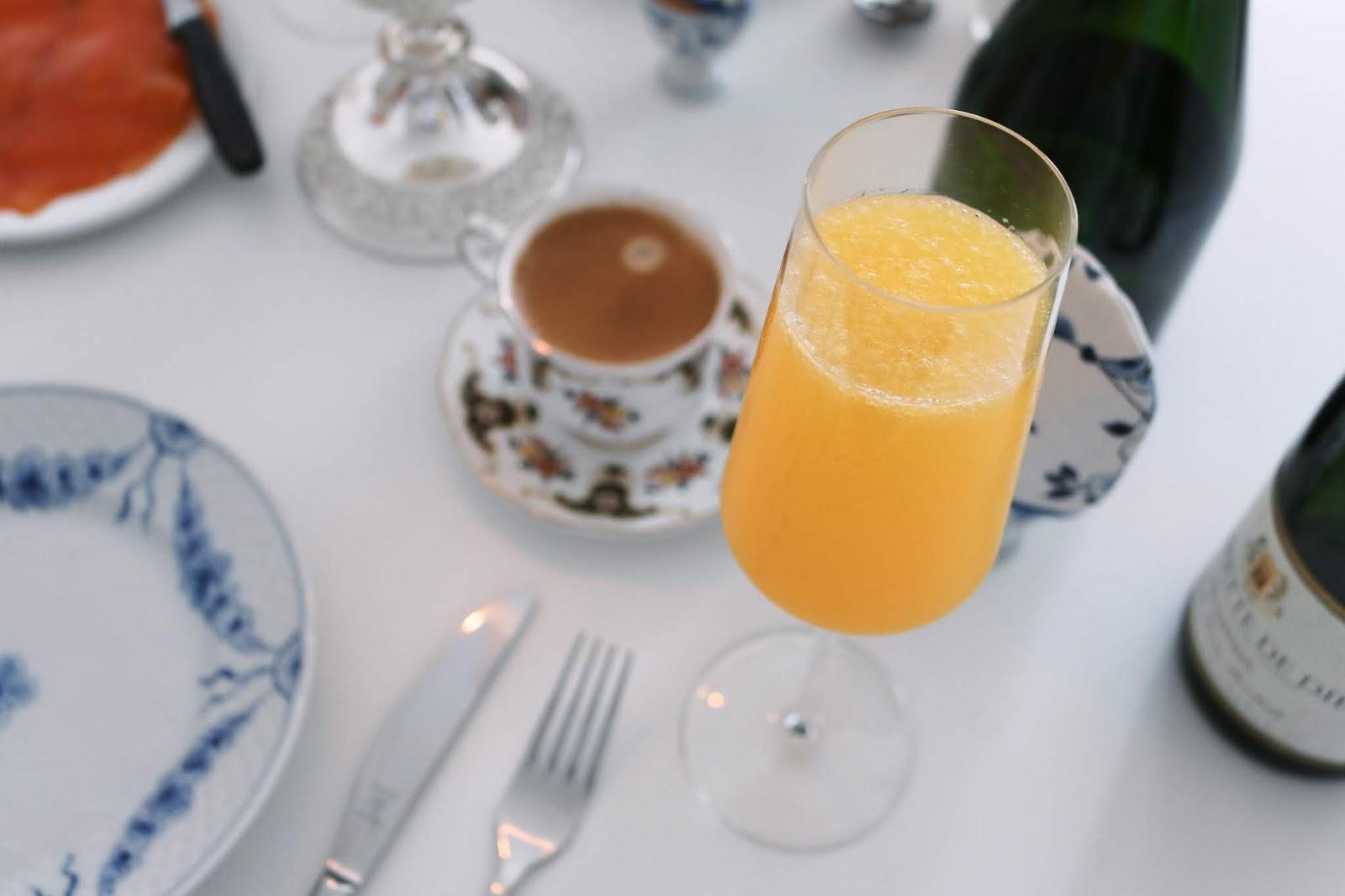 mimosa brunch