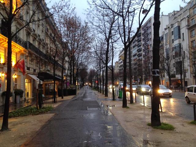 Boulevard Raspail (Avenida do Hotel)