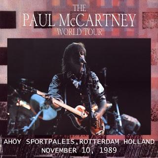 Paul McCartney - Live In Rotterdam - Nov 10, 1989 - Guitars101