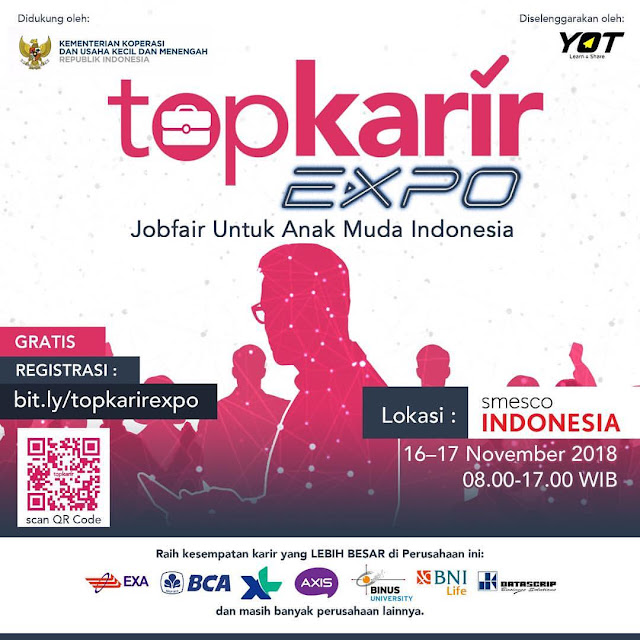 Job Fair Jakarta Selatan November 2018
