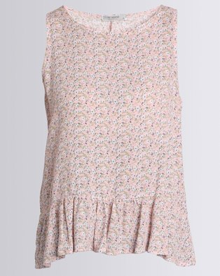 Ditsy-Floral-frill-top-shop-online