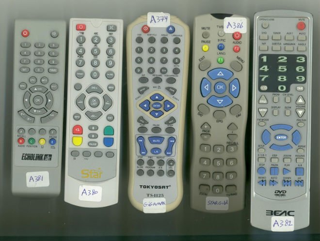 Cara Setting Remote TV Universal Beserta Kode Remote | www duadollar com