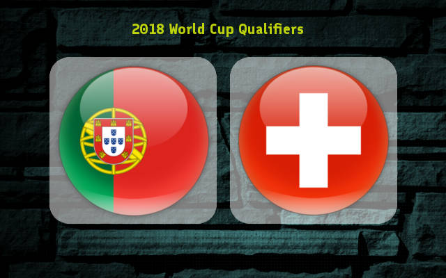 Portugal vs Switzerland Full Match & Highlights 10 October 2017