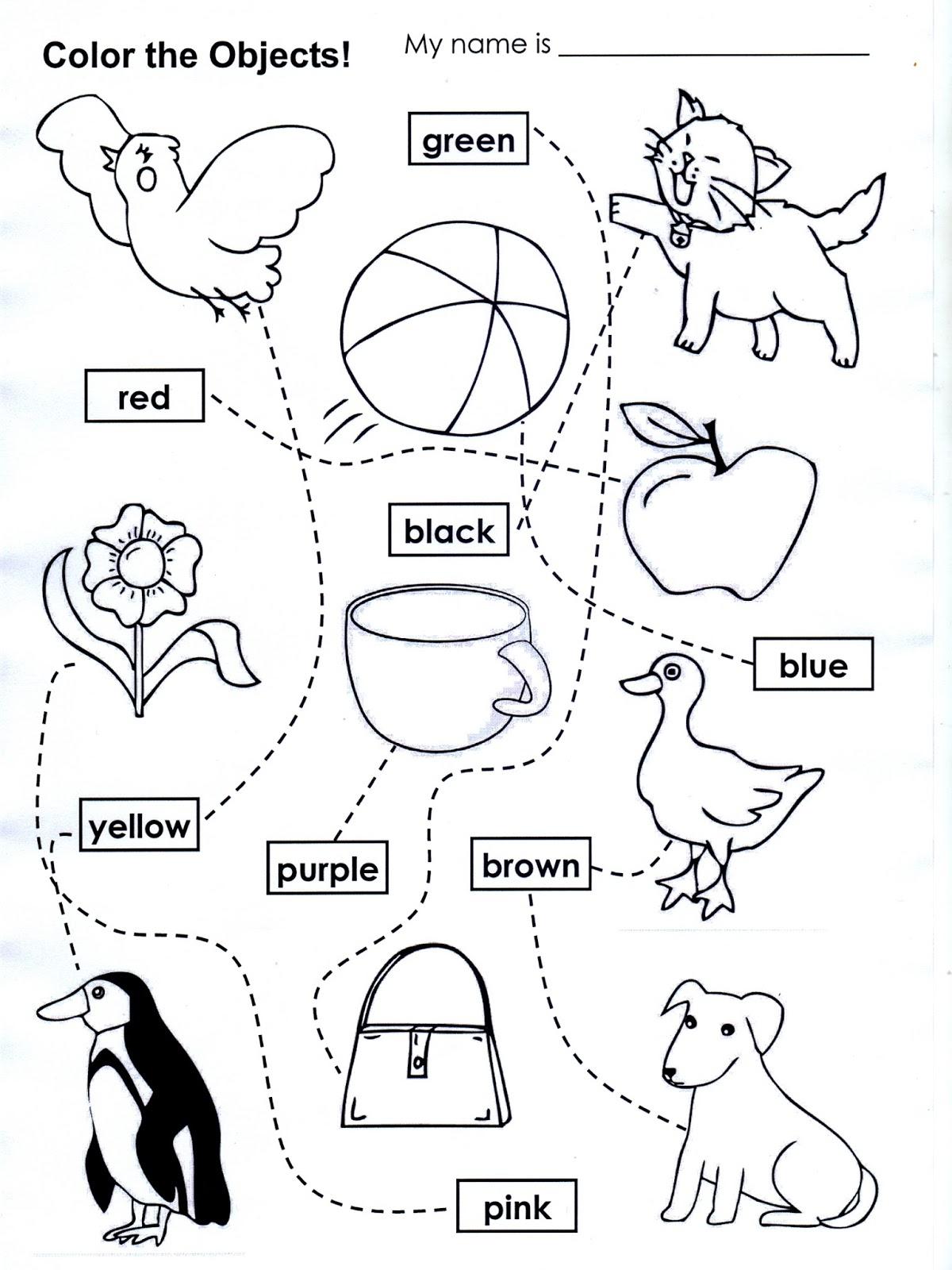Favoritos Inglês para educação infantil e ensino fundamental : Atividades de  HH56