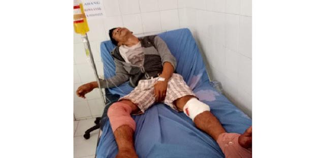 Pelaku Penebasan Polisi di Pinrang Ditangkap di Toli-toli