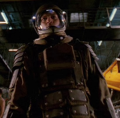 Say; Hello Spaceman: Firefly (2002)