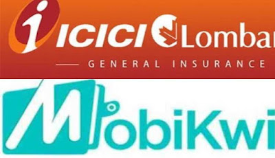 ICICI Lombard And Mobikwik Announced Strategic Partnership