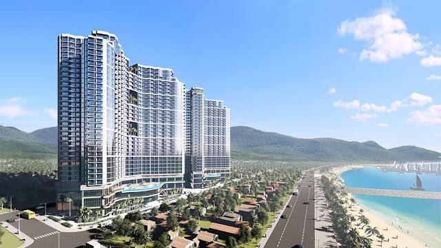 phối cảnh dự án căn hộ marina ocean park nha trang 0896356386