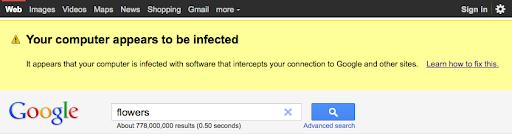 Google поможет пользователям в борьбе с вирусами - «Интернет»