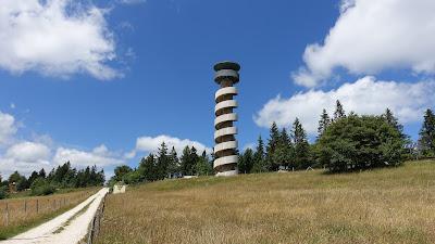 Moron-Turm, Werk des Mario Botta