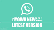 [UPDATE] Download WhatsApp Mod dYowa v48 by Dodi Studio