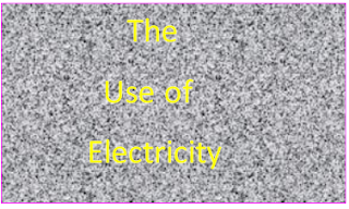The use of electricity essay