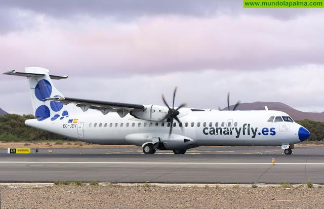 Canaryfly vuelve a volar