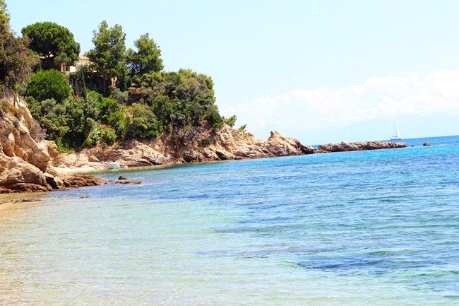 Troulos beach