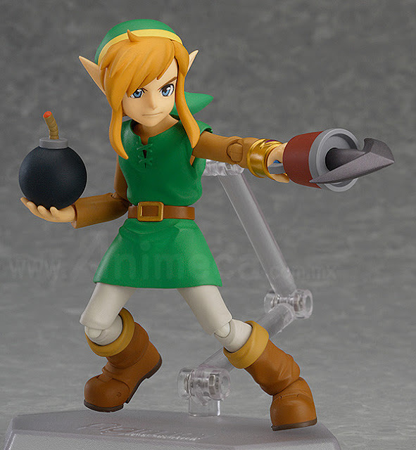 Figura Link figma DX Edition The Legend of Zelda A Link Between Worlds
