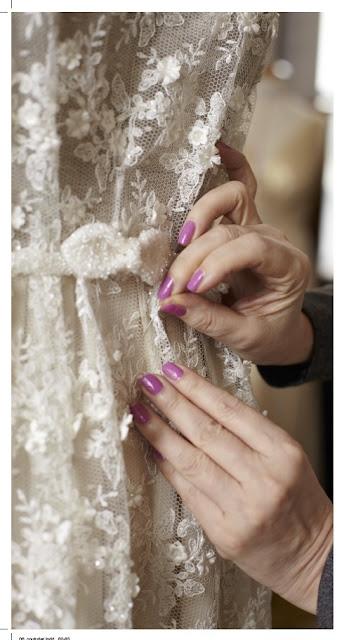 FANNY LIAUTARD collection créateur robes de mariée sur mesure Paris