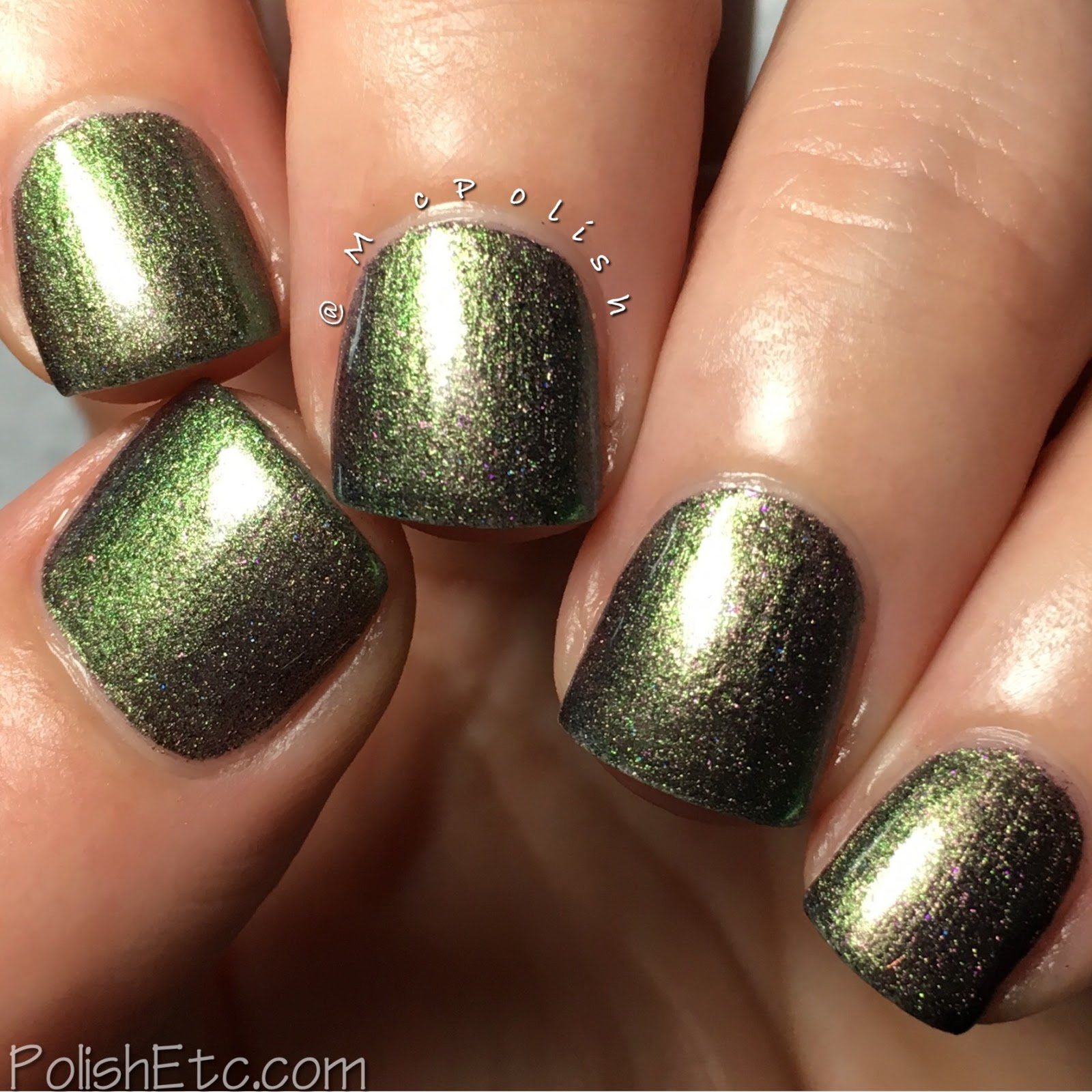 Ellagee - Throne Shippers Collection - McPolish - Gendrya