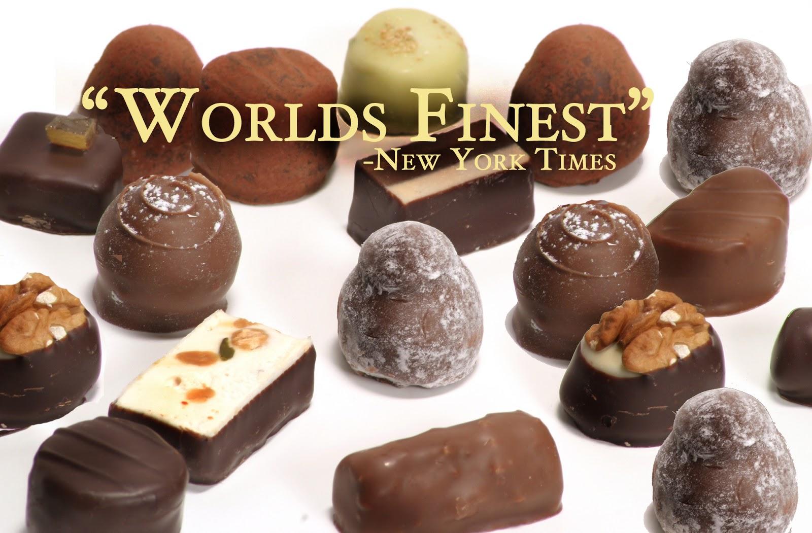 Lak-ai: World's Best Chocolate, Teuscher (Zurich, Switzerland)