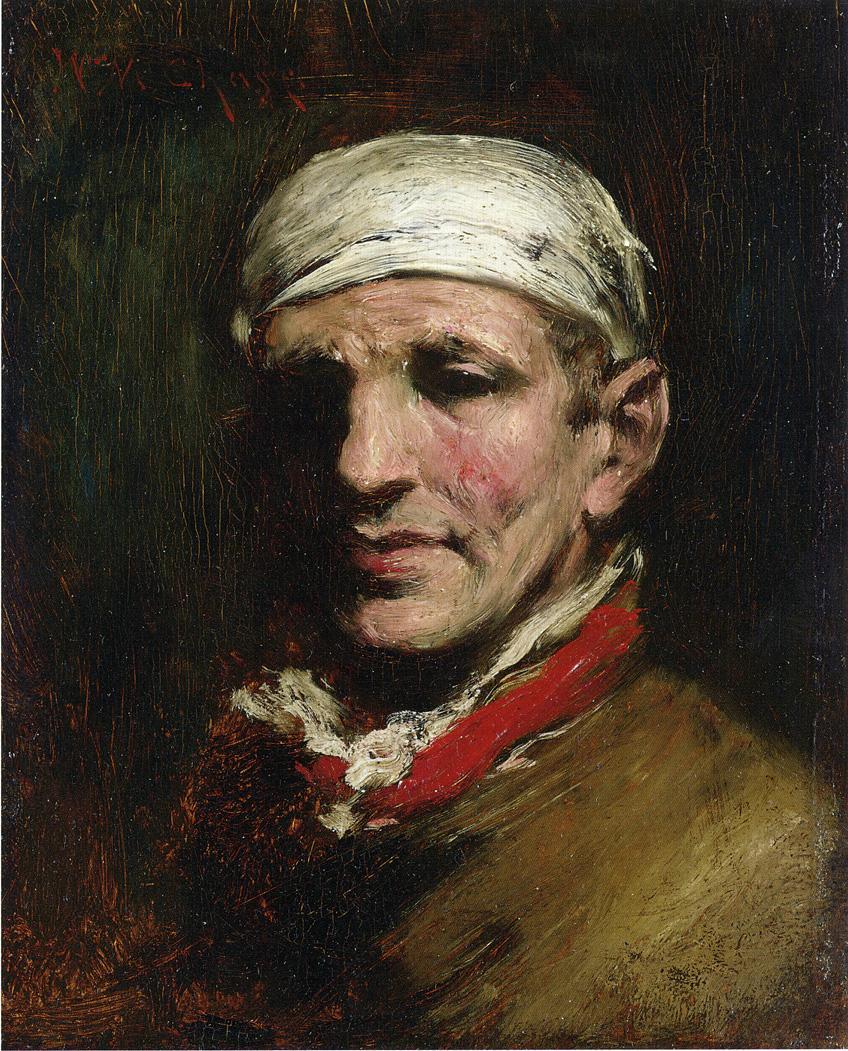 Maher Art Gallery: William Merritt Chase(1849-1916 / Part 2