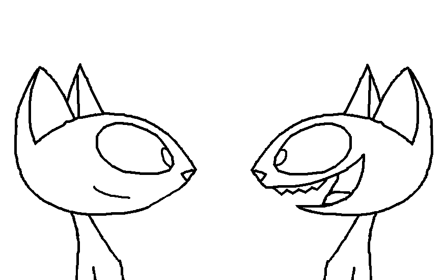kid vs kat coloring pages | Fã-club kid vs kat: Kats colors faça já o seu!!!