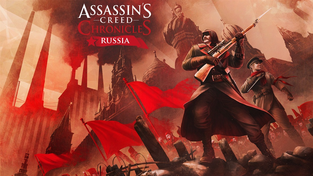 Assassin's Creed Chronicles Russia Download Poster