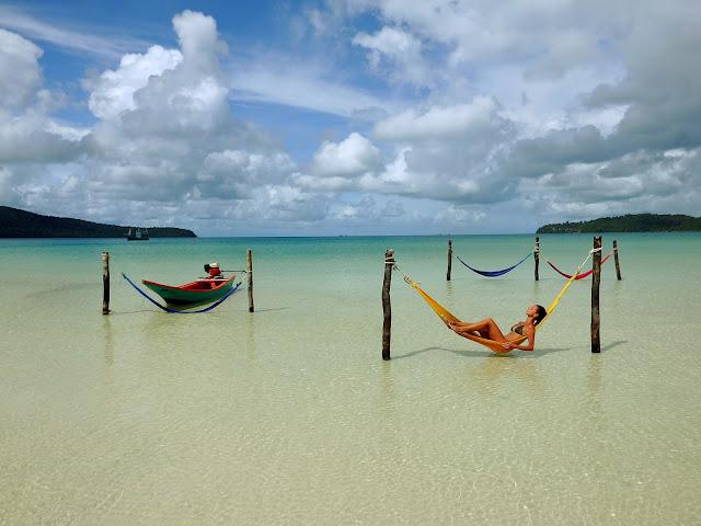 playas camboya
