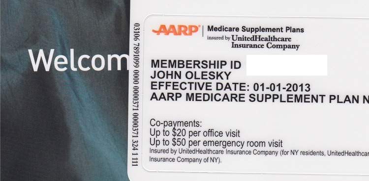 Aarp Medicare Supplement Plan >> BJ Alums: Lawsuit medical coverage cards arriving in the mail