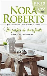 L'Hôtel Des Souvenirs : Un Parfum De Chèvrefeuille PDF