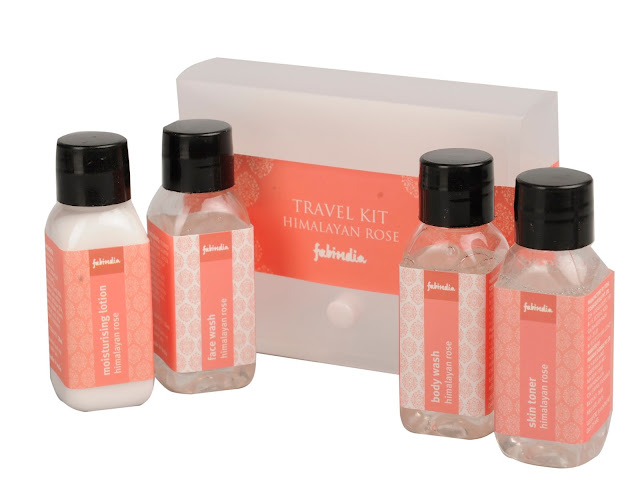 Himalayan Rose Travel Kit MRP Rs. 350