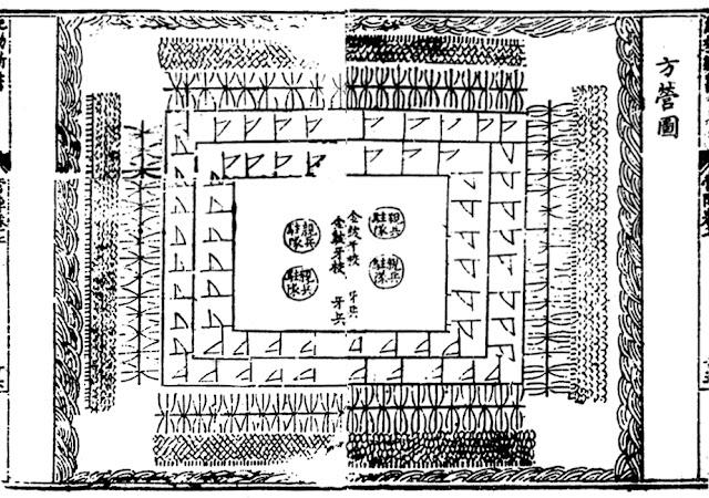Ming Dynasty Castra