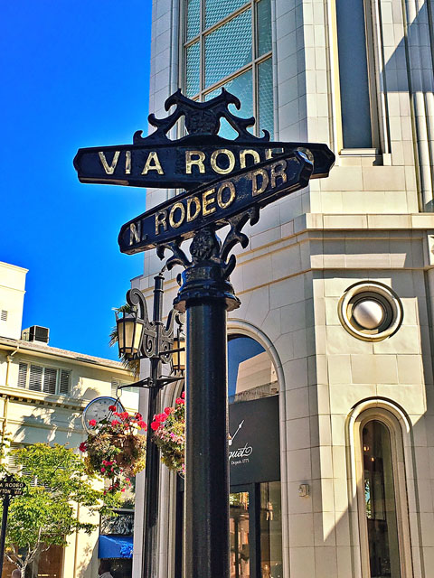 Rodeo Drive - Beverly Hills, CA
