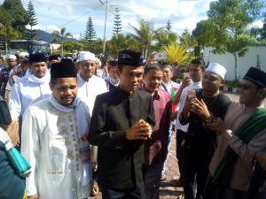 Ustadz Abdul Somad Bersama Plt Bupati Bener Meriah Abuya Syarkawi Abdusshomad