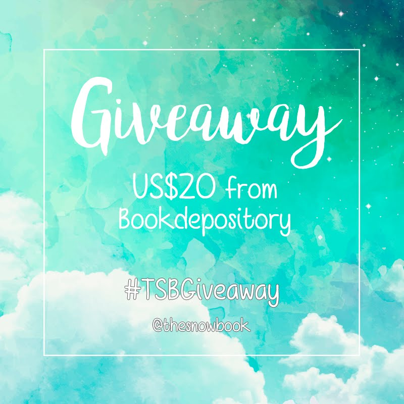 Giveaway [The Snow Book IG]