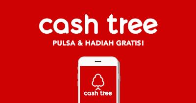 Cara Mendapatkan Pulsa Gratis dari Cashtree Dengan Mudah