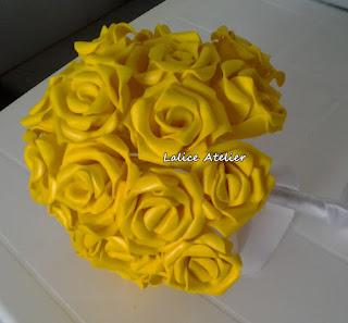 bouquet,buque amarelo,buque amarelo noivas,buque artesanal,buque artificial