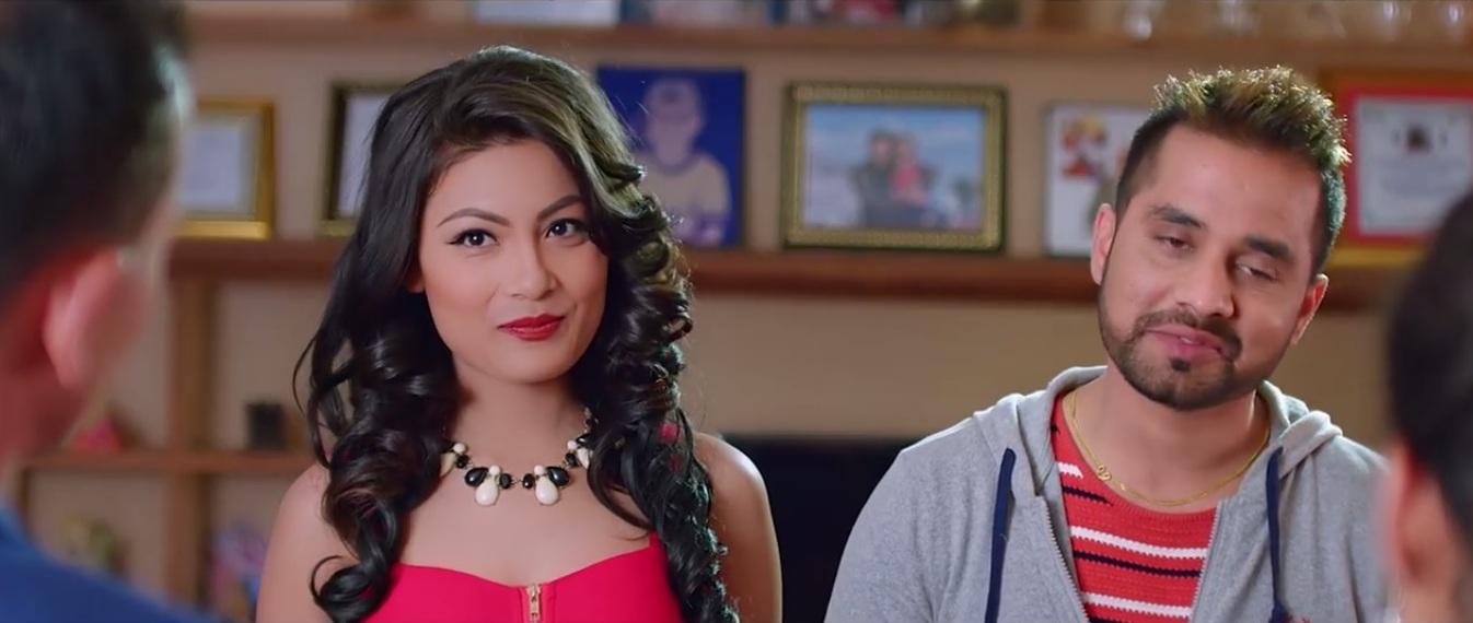 mandira nepali movie