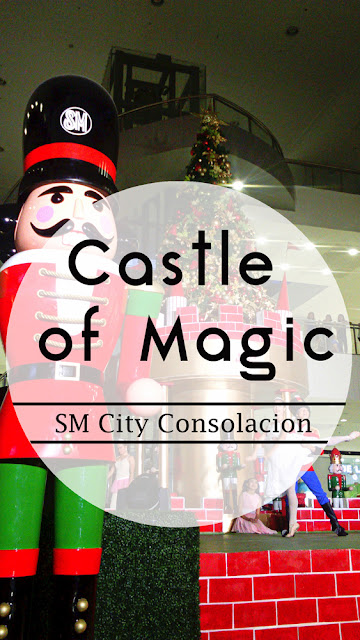 Castle of Magic in SM City Consolacion