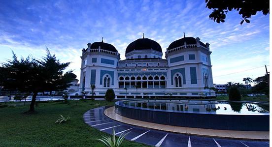 wisata religi di Medan