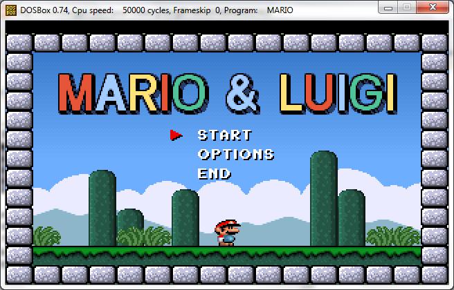 Programming Nostalgia: revisiting Mike Wiering's Mario game written