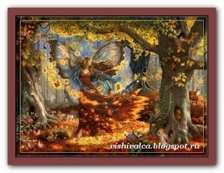 "HAED HAERS 21 ""Fall Fairy"""