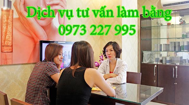 Nhận làm bằng đại học tại Hà Nội giá rẻ