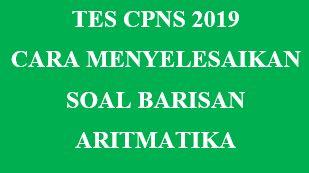 Soal dan Kunci Jawaban Tes CPNS 2019