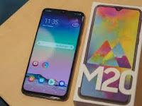 BARU ..!! Spesifikasi Lengkap Samsung Galaxy M20 Dan Harga nya