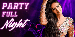 Party Full Night Lyrics | Anjali Akhoury | Yash Wadali | Qaiz Khan