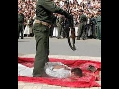 شاهد شاب سجين عندما علم بموعد اعدامه كان له رد فعل جعل الجميع يبكي ! للعبرة !