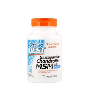 Doctor's Best - Glucosamine Chondroitin MSM