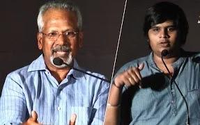 Mani Rathanam Speech: Veenai S. Balachander made films like Karthick Subburaj in 60's itself